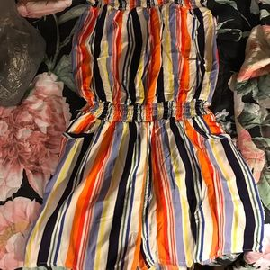 Brand new with tags woman's romper